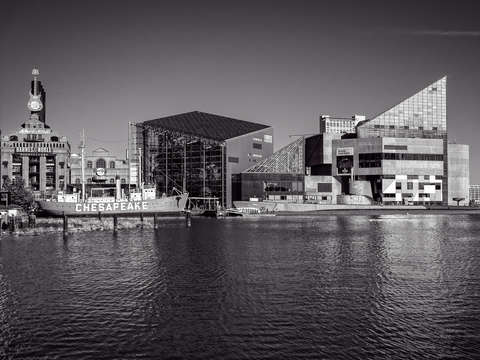 Inner Harbor - Baltimore