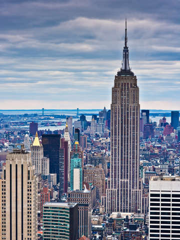 Empire state building 4