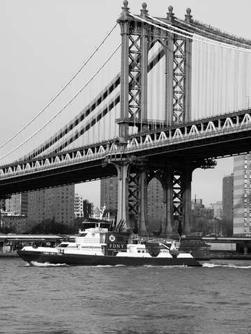 East river new york city 2
