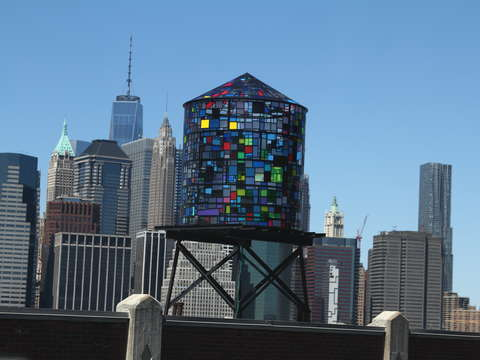 New york water tower i 2