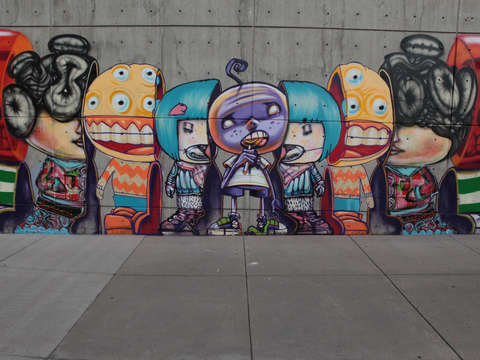David choe graffiti in denver