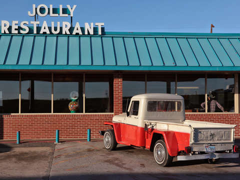 Jolly restaurant