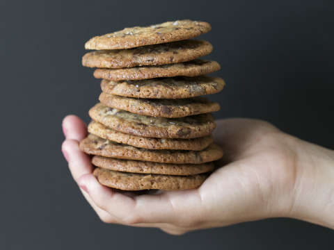 Cookie stack