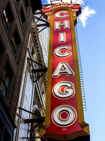 Chicago Sign 1