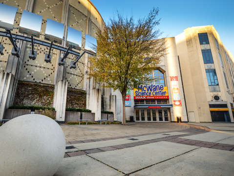 McWane Science Center, Birmingham, Alabama