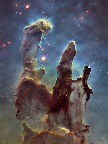 New Pillars of Creation HD