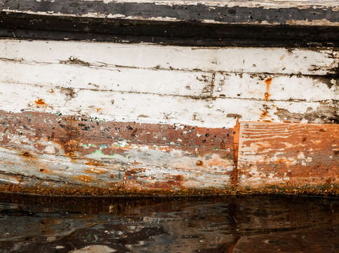 Weathered Hull #2