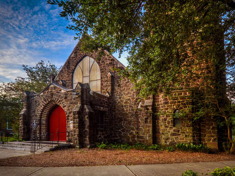 All saints episcopal church in mobile alabama
