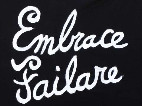 Embrace failare