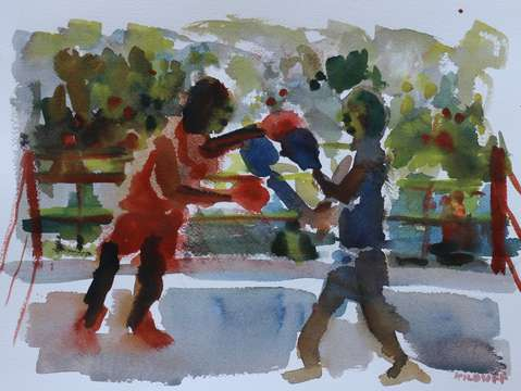 Olympic boxing 3