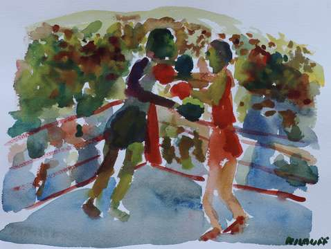 Olympic boxing 4