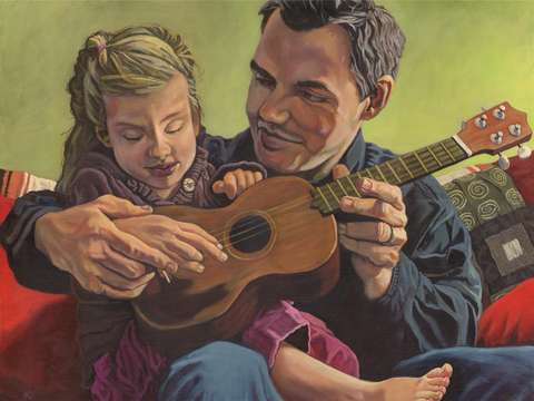 The Ukelele Lesson