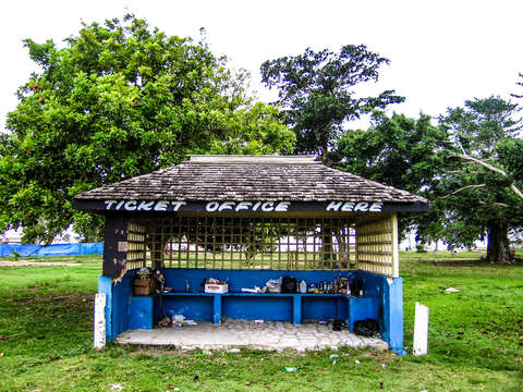 Negril ticket office