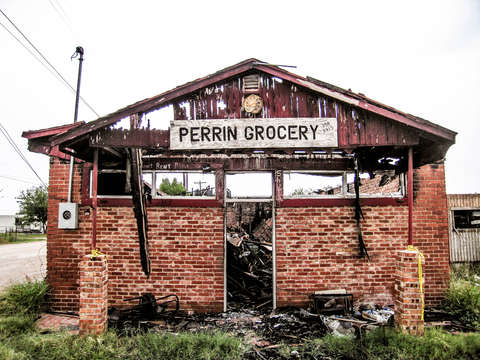 Perrin grocery store