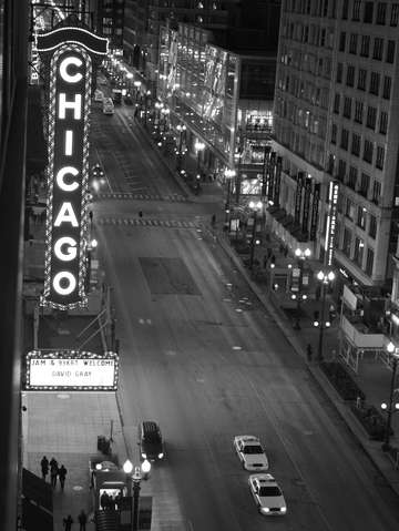 Chicago theater state street