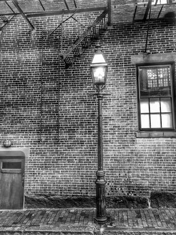 Beacon hill windows upon windows