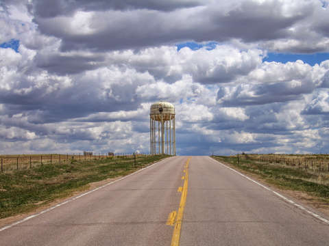 Southeastern colorado highway