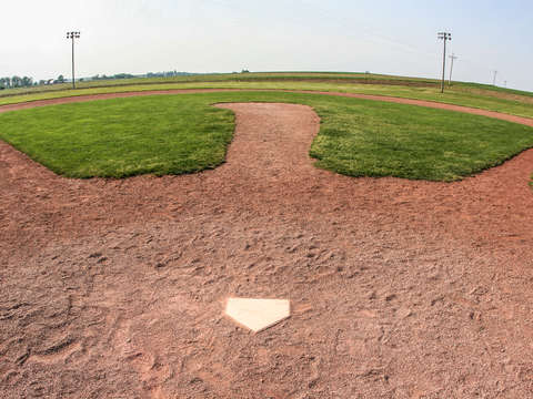 Field of dreams homeplate