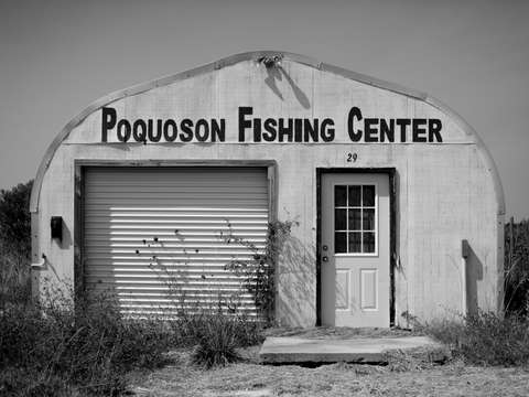 Poquson fishing center
