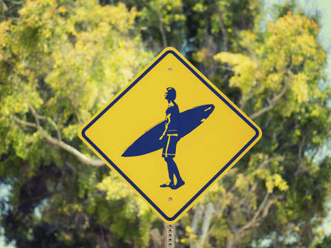 Surfer xing 1