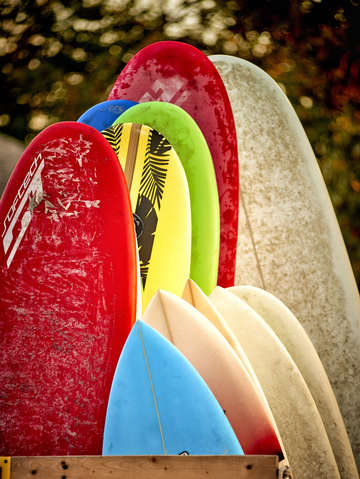 Surfboards 0012
