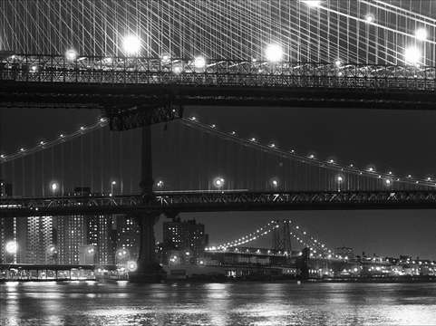 Three new york bridges
