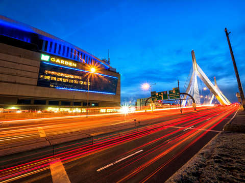 Zakim long exposure