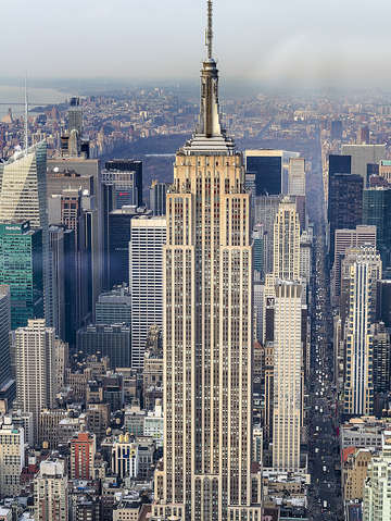 Empire state building 6242