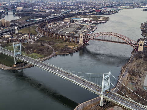 Triborough bridge 6476