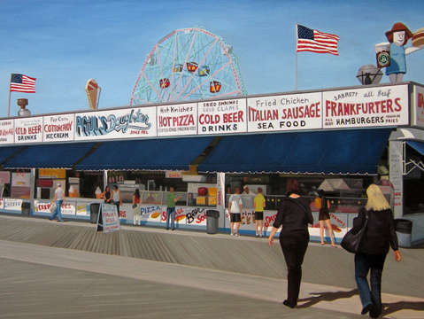 Coney island daughters