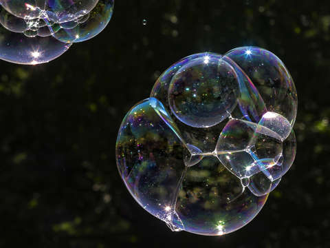 Soap bubbles 1