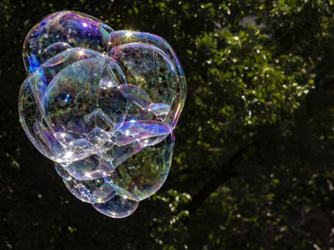 Soap bubbles 2