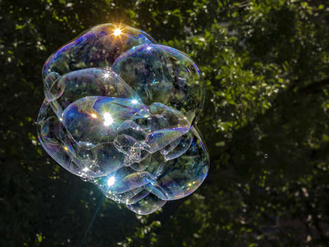 Soap bubbles 3