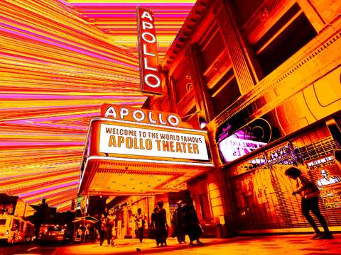 Apollo nyc night