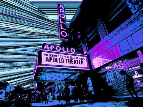 Apollo nyc blues
