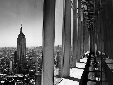 Empire state views