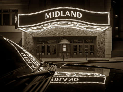 Midland marquee