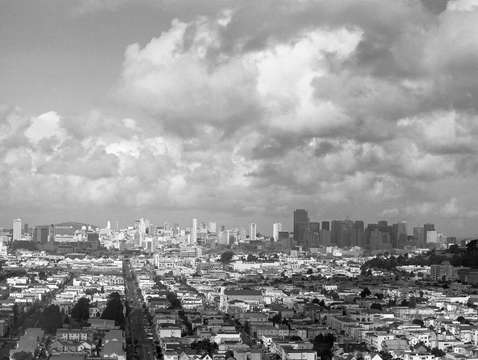 View from bernal heights 2
