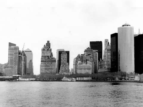 New york city skyline 3