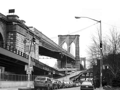 Brooklyn bridge 14