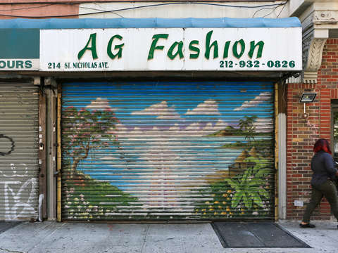 Ag fashion harlem nyc new york