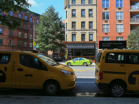 Nyc taxis harlem nyc new york 2