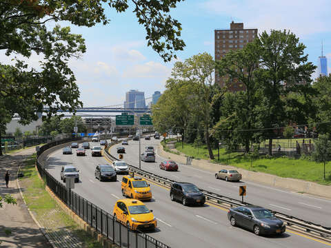 Fdr drive on the lower east side