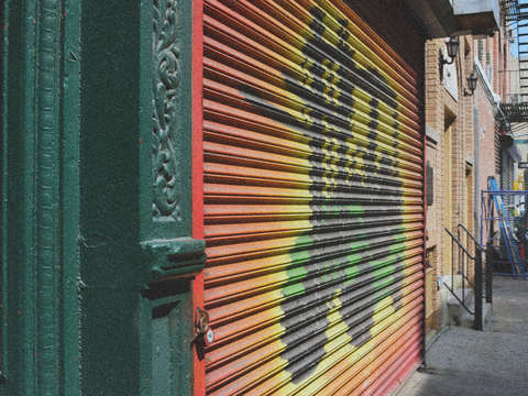Broome street color