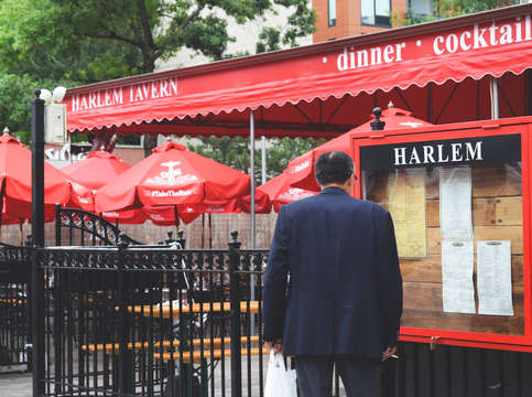 Harlem tavern hungry