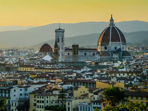 Florence and the duomo