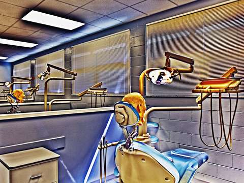 Dental nightmare