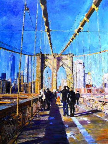 Brooklyn bridge 15