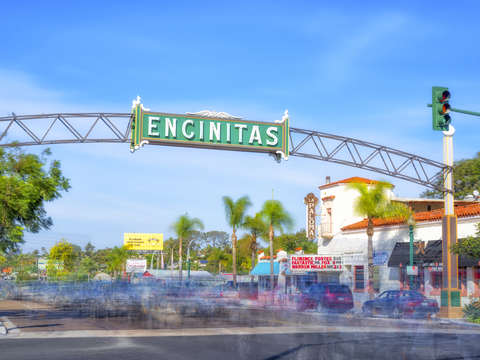 Hanging out in encinitas