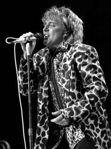 Rod stewart great woods 1989